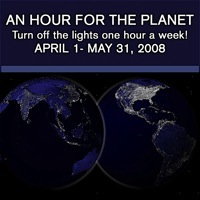 Hour for the Earth